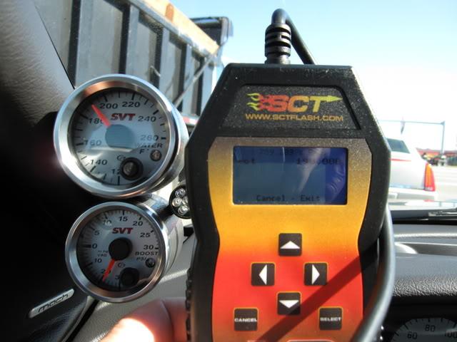 Using SCT X4 as dedicated gauges/data ?? | SVTPerformance com