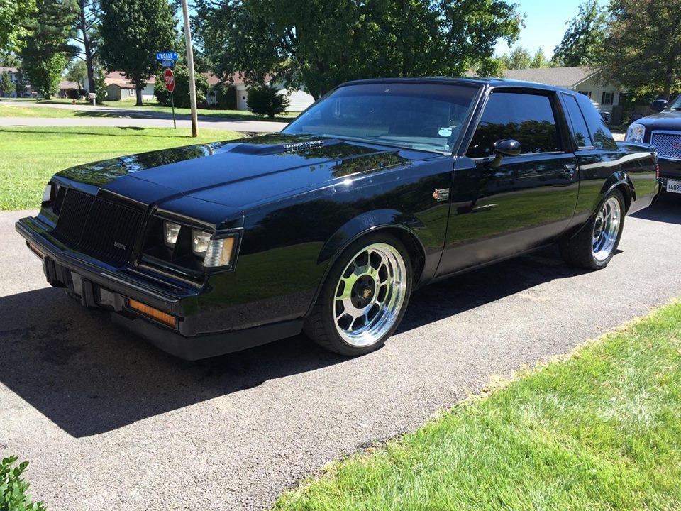 1987 Grand National Built Ohio Sale Or Trade Svtperformance Com