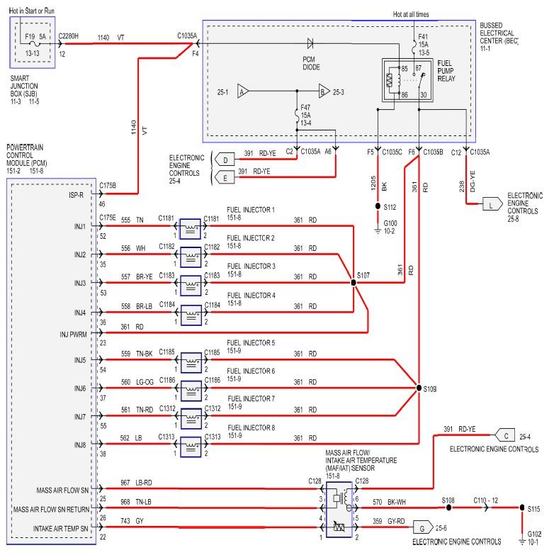 Maf Wiring Diagram