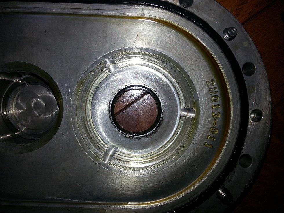 Paxton Supercharger Rebuild