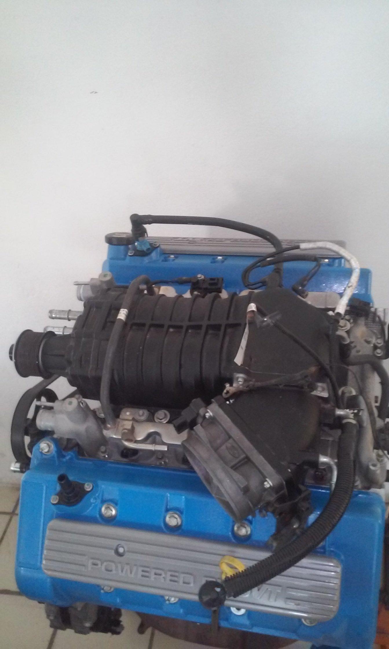 2001 Lightning 2010 GT500 engine swap    SVTPerformance com