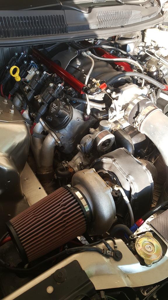 FS: 2000 Trans Am: Twin Turbo LQ4/4L80e | SVTPerformance com