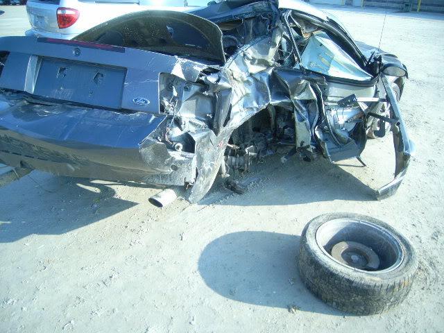 Hundreds of wrecked Mustangs for sale | SVTPerformance com