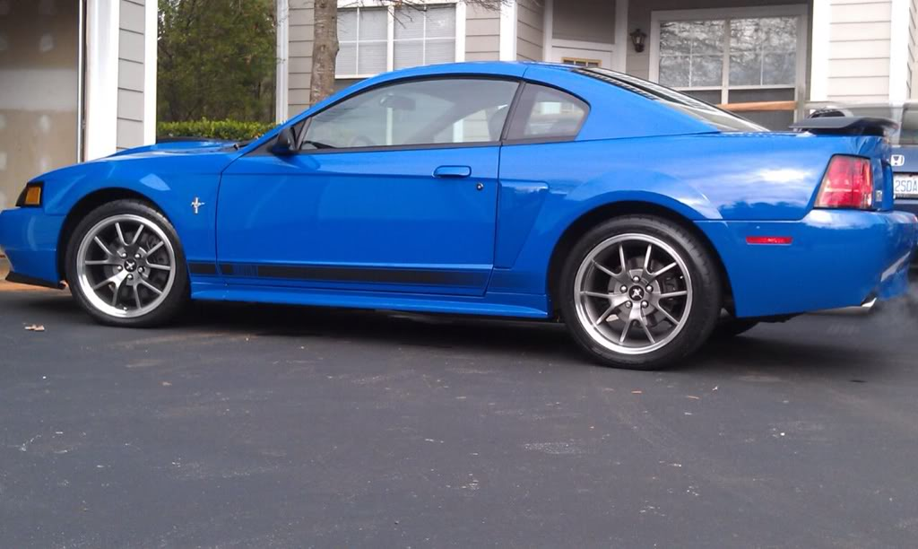 pic request of 18 wheels on sn95 | Page 2 | SVTPerformance.com