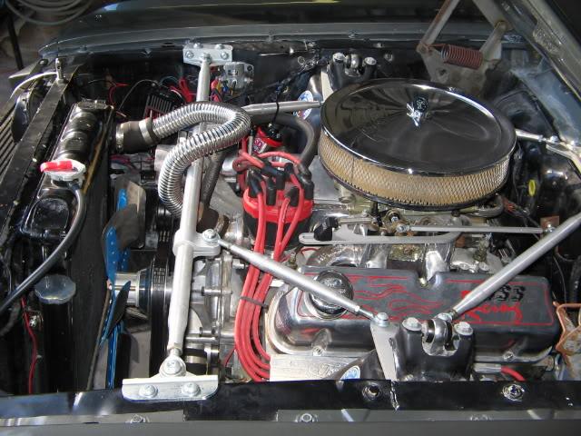 Eleanor 65 Mustang
