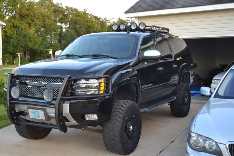 Lifted Suburban For Sale >> Trade for Terminator - Lifted Suburban, 91 GT or Both ...