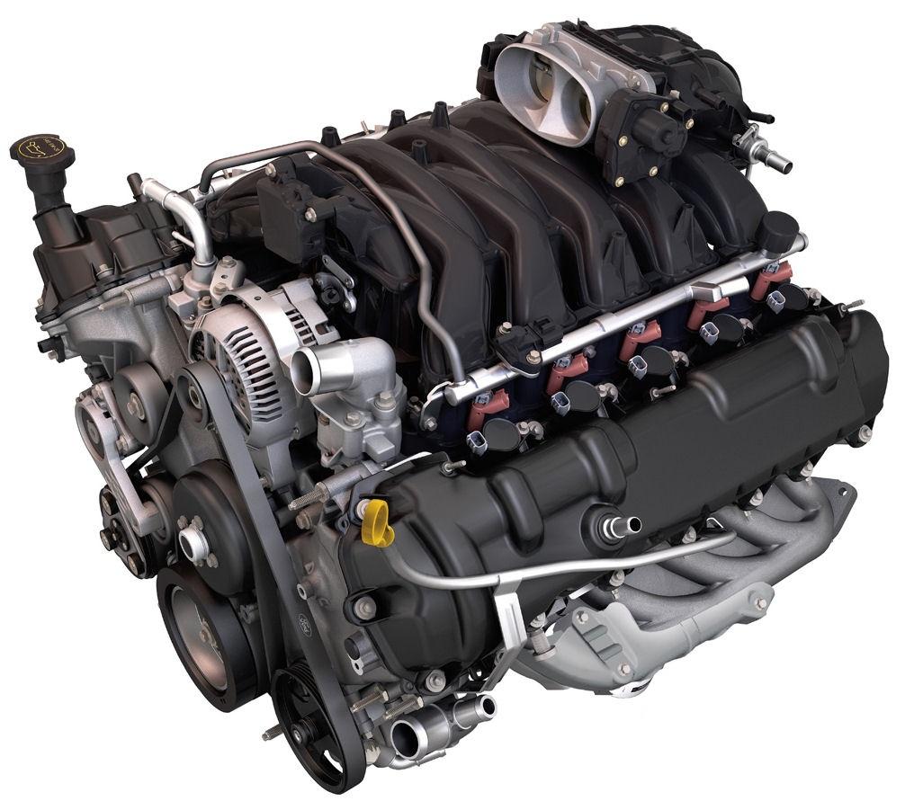 The Inside Scoop On Ford U0026 39 S New 7 3l Gas Burner