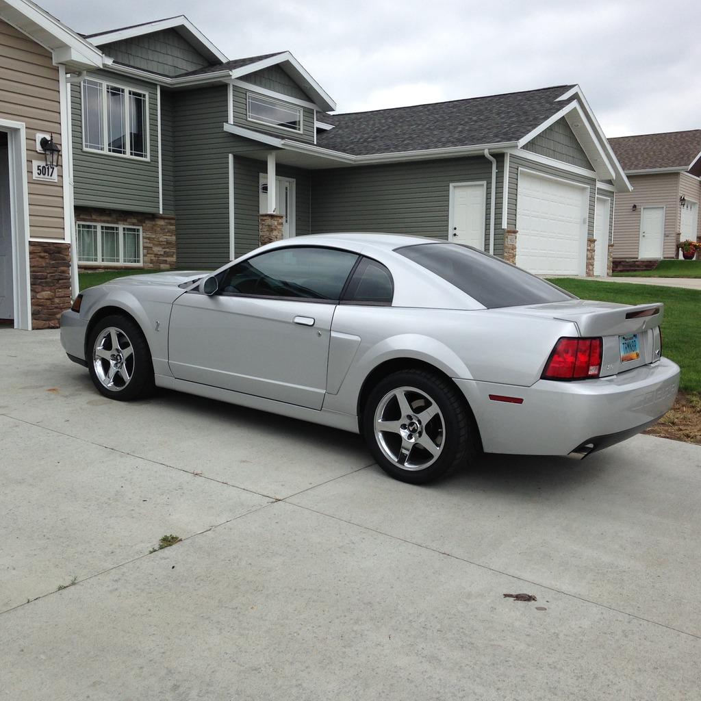 2004 silver cobra for sale