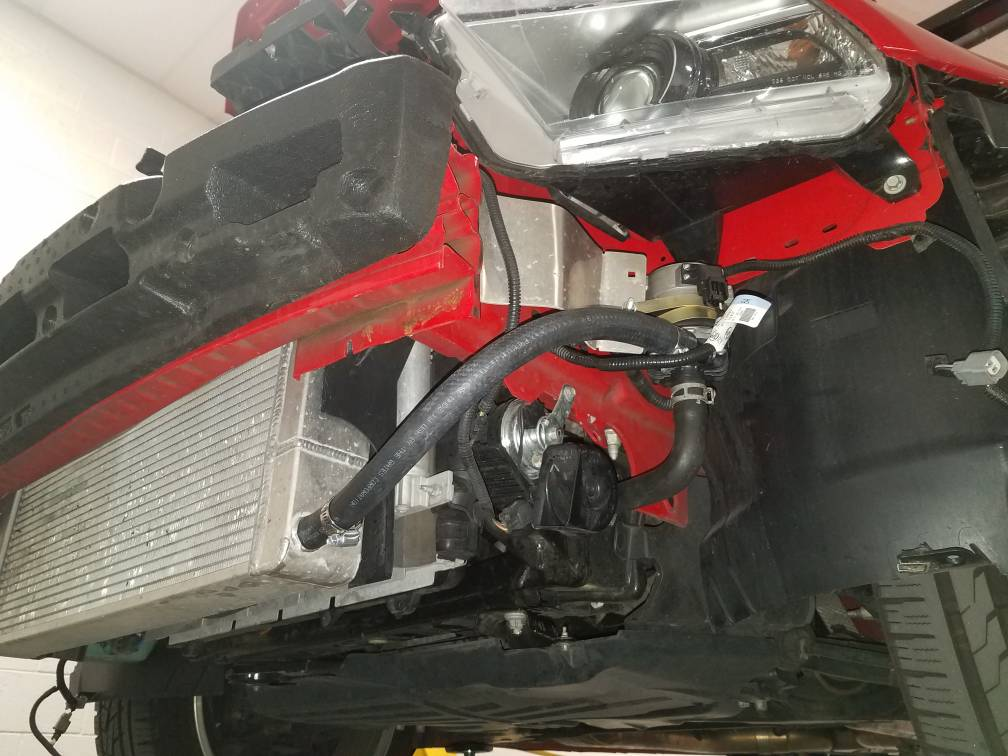 Gt500 Intercooler Pump