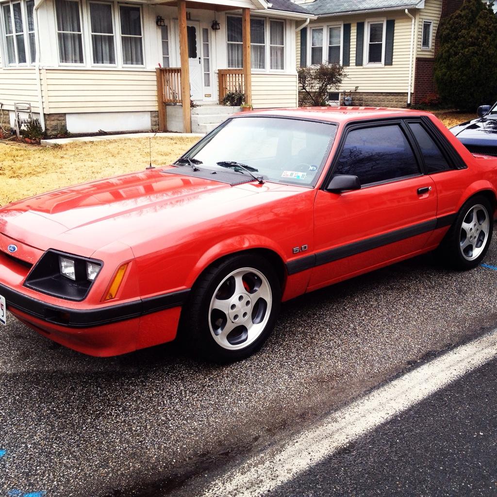 86 Mustang 5.0 notchback | SVTPerformance.com