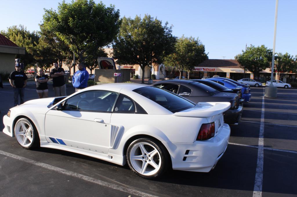 2004 Mustang Saleen Feeler Los Angeles Ca Svtperformance Com