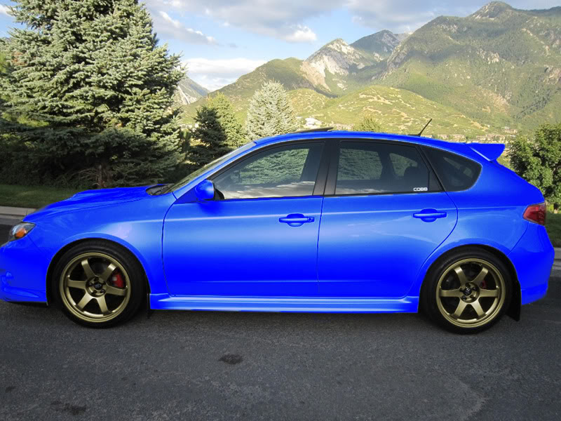 Which Color Wheels For My WRX SVTPerformancecom - Show me rims on my car