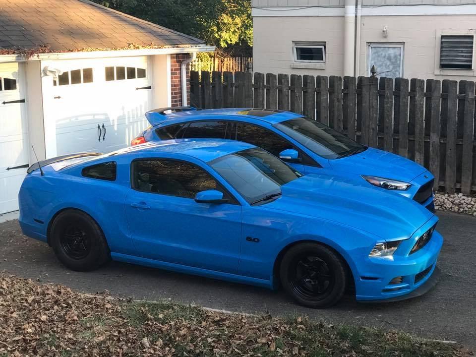 Grabber Blue Mustang >> 2013 Mustang Gt Track Pack Grabber Blue Svtperformance Com