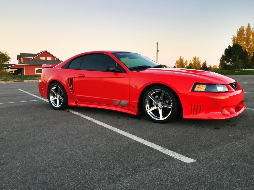 Fs 2004 Turbo Saleen Mustang Low Miles Great Shape