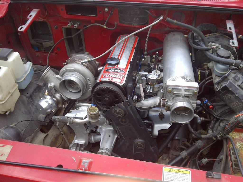 Ford Ranger 2.3 L Engine For Sale >> 2 3 Turbo Ranger How Did Ford Not Make This