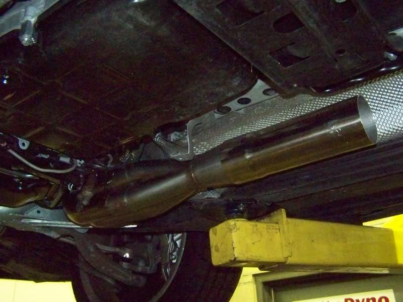 Pics: MHP C63 AMG Longtube Headers | SVTPerformance com