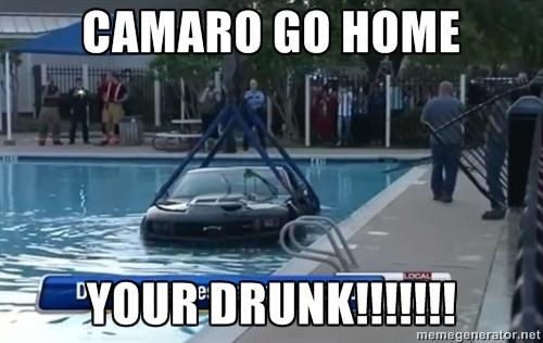 New Camaro Zl1 Memes Thoughts Svtperformancecom