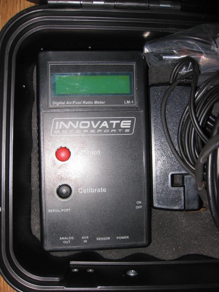 Innovate LM-1 wideband w/LM-2 RPM converter + more! | SVTPerformance com