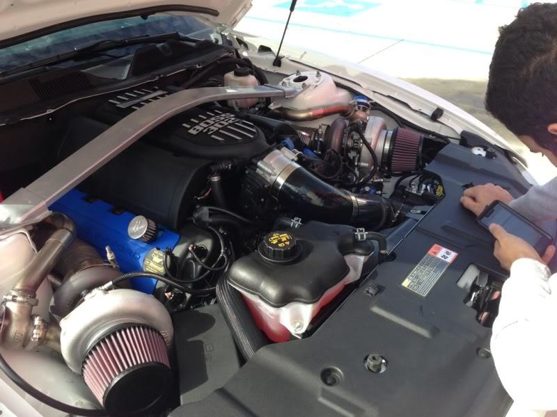 Twin turbo boss 302 | SVTPerformance com