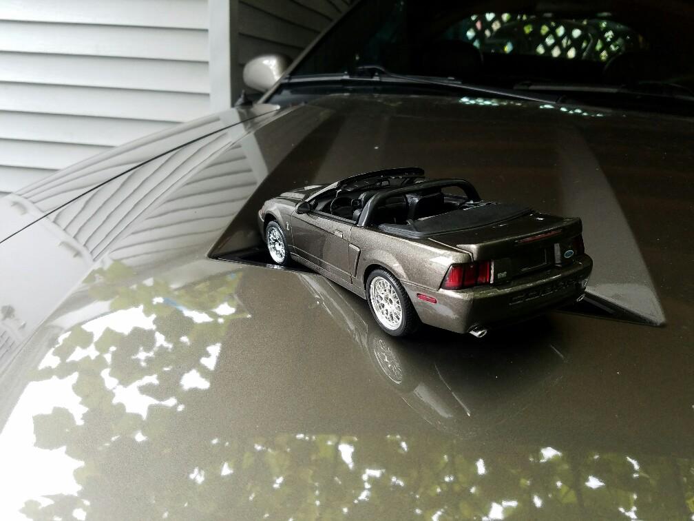 Terminator Cobra Diecast Model