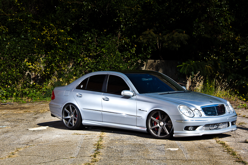 New Year = more drag mods for the E55 | Page 2 | SVTPerformance com