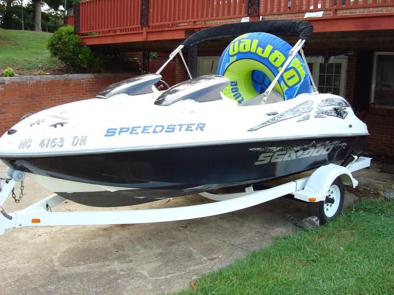 2000 Seadoo Speedster | SVTPerformance com