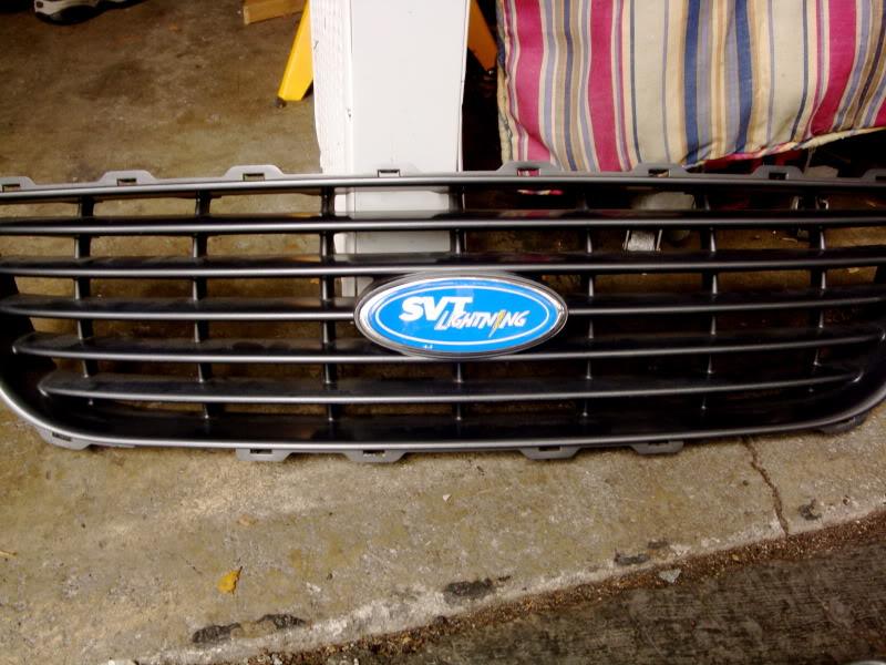 Ford Svt Lightning >> 2003 Ford Lightning Grille | SVTPerformance.com