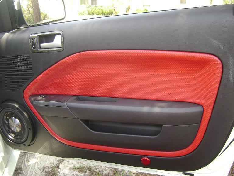 Door Panel Leather Wrinkled Svtperformance Com