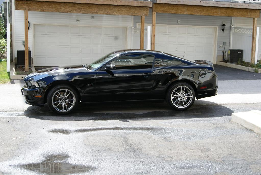 2013 Mustang Track Pack For Sale >> 2013 Gt Black Track Pack Svtperformance Com