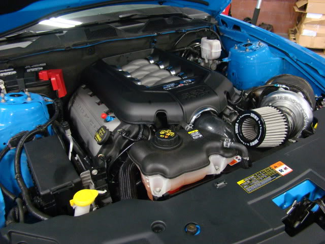 What happened to the On3 SINGLE turbo kit for Coyote's