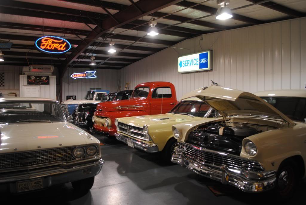 Franklin Ford Nc >> Jacky Jones Dodge Car Show *Massive Rare Ford Content* | SVTPerformance.com