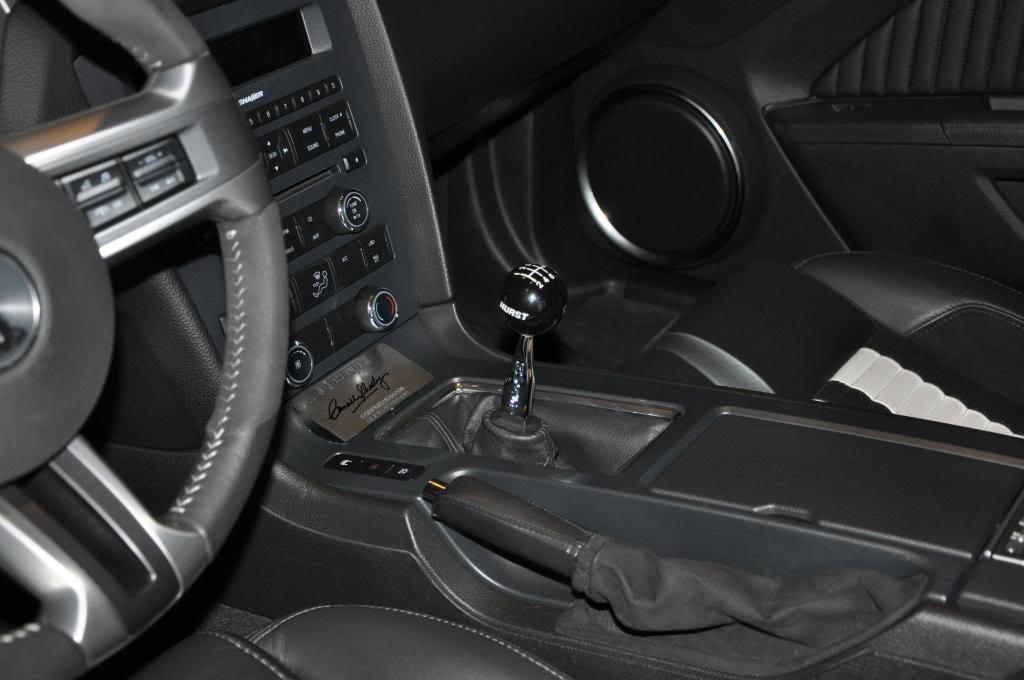 Roush 420033 Shifter Boot