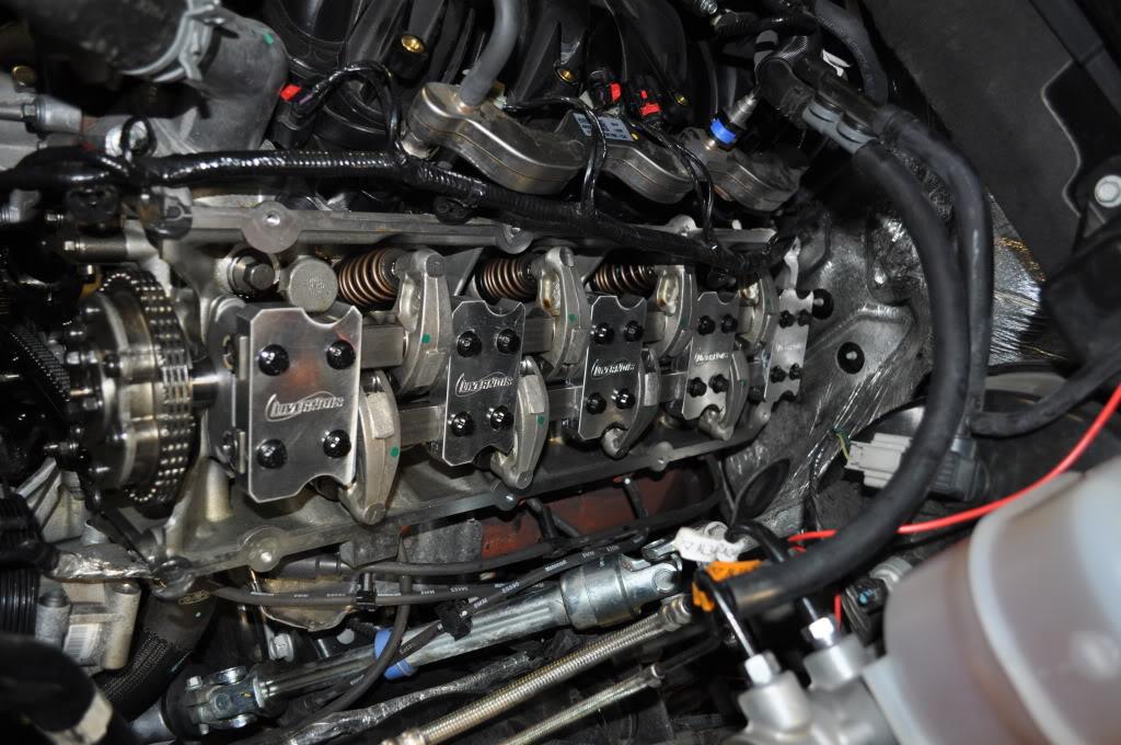 Livernois Motorsports 6 2l Raptor Cam Swap Results Video