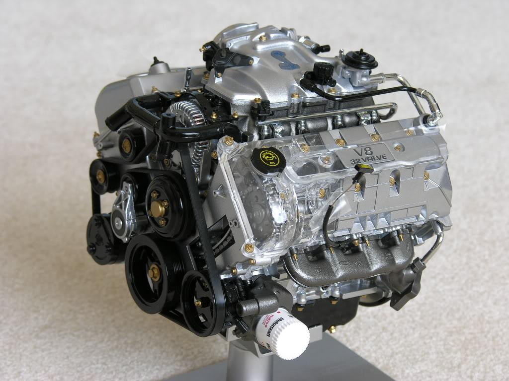Terminator Cobra Motor