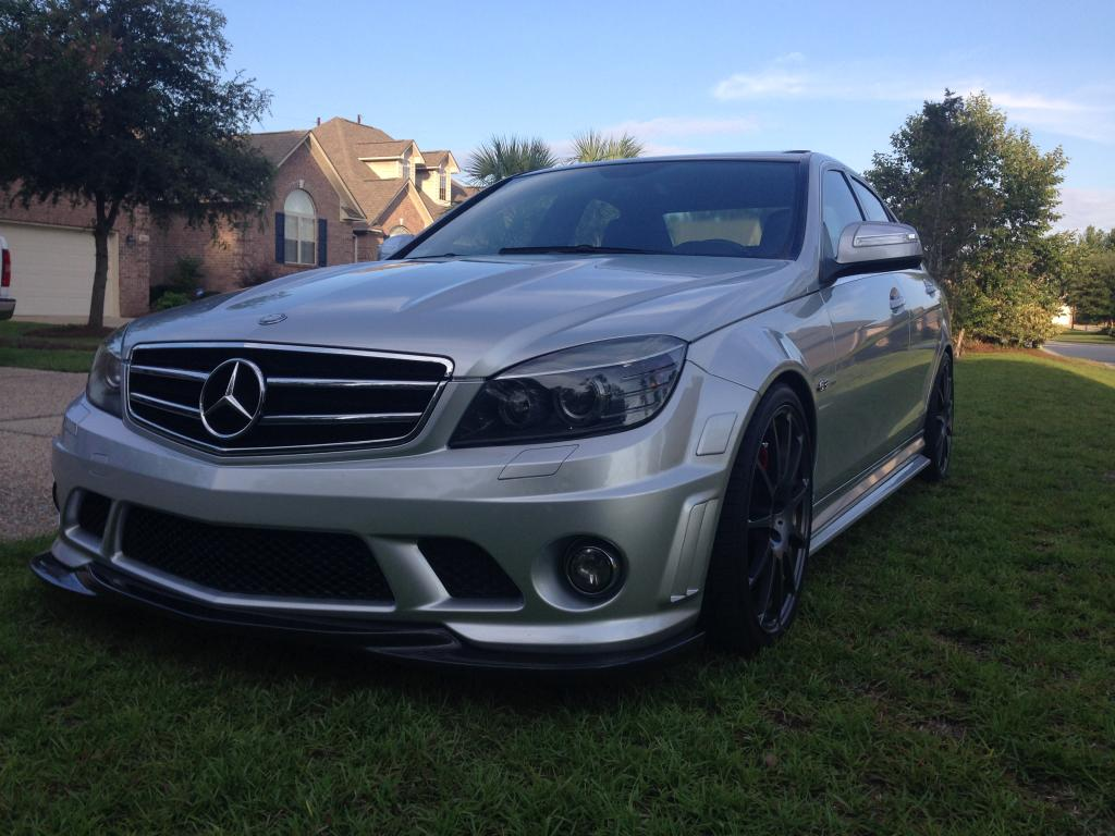 FS: 2008 Mercedes C63 AMG - Low Miles, Mods, HRE, etc