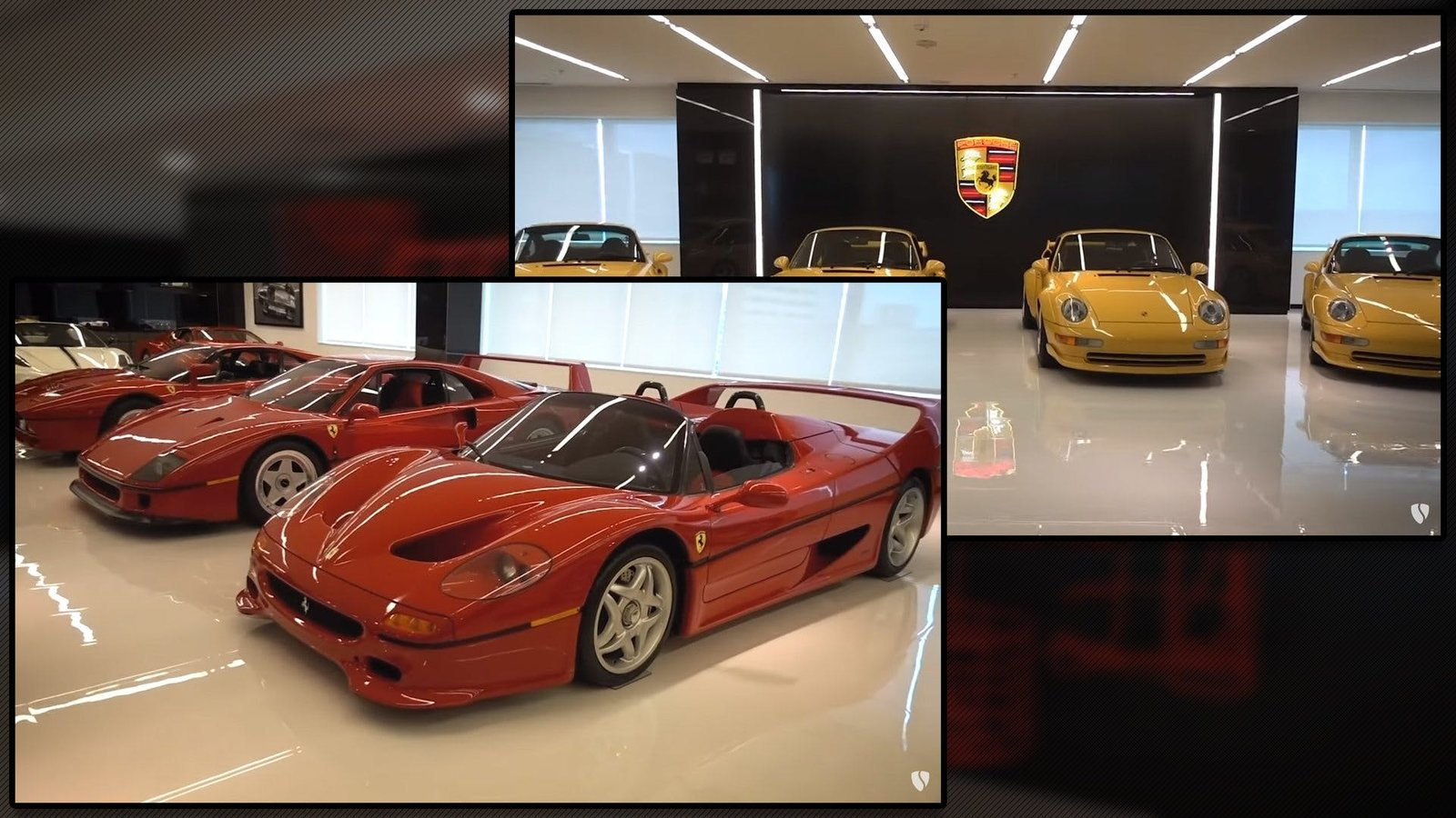 Absolutely Insane Car Collection / Garage / Man Cave | Page ...