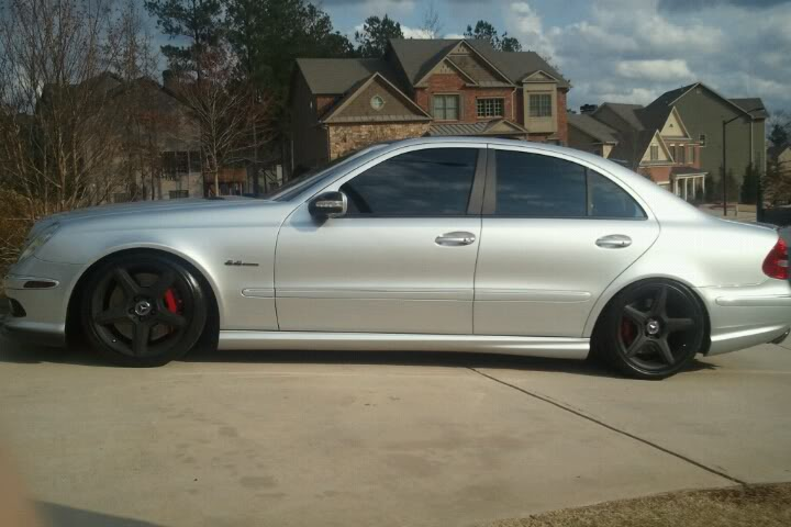 2011 New E55 Setup | SVTPerformance com
