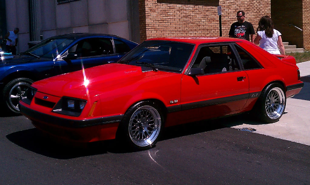 Fox Body Wheels >> Ccw S Fikse S Hre S Or True Forged On A Fox Svtperformance Com