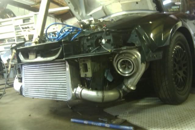 Bullseye s374 turbo with a racecover   SVTPerformance com