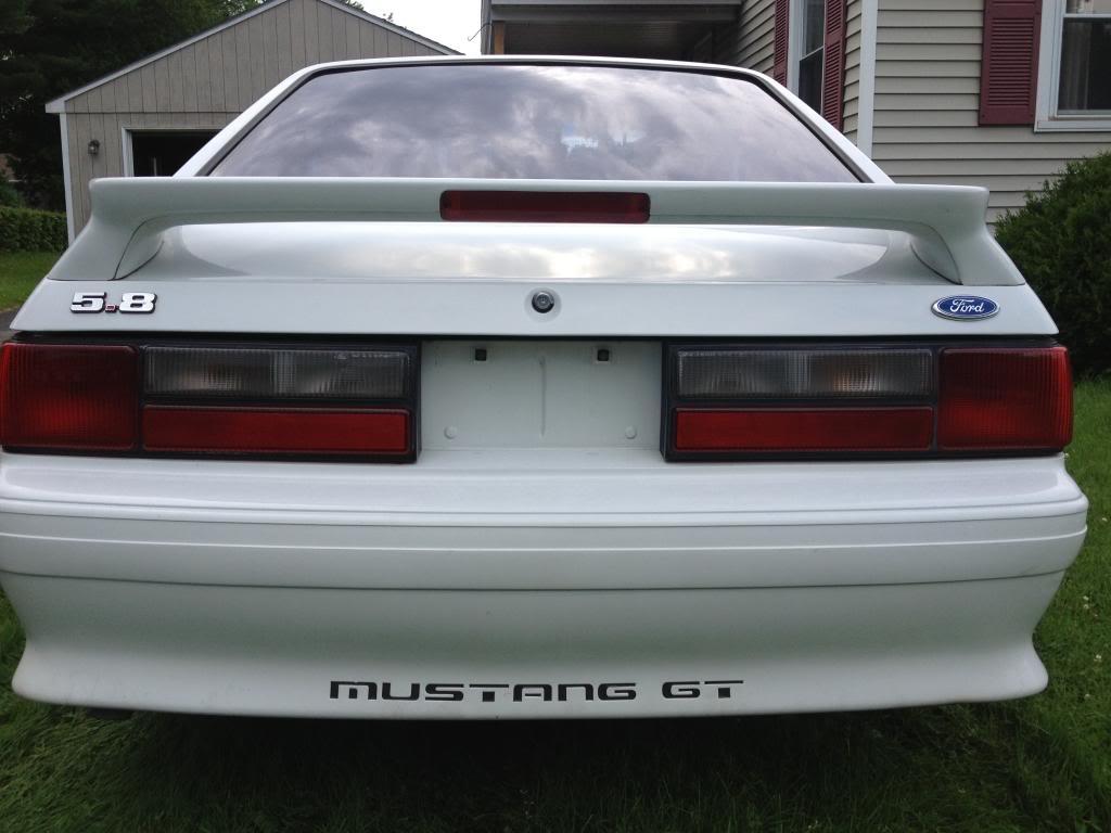 WTT 1991 Ford Mustang GT 393 stroker 5 speed