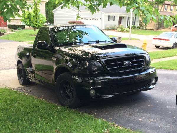 01 ford lightning with 77 000 miles for sale 9999 svtperformance com