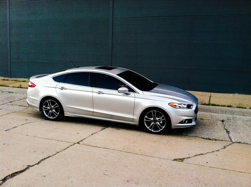 Ford Fusion Mods >> New Dd Fusion Titanium Eb With A Few Mods Svtperformance Com