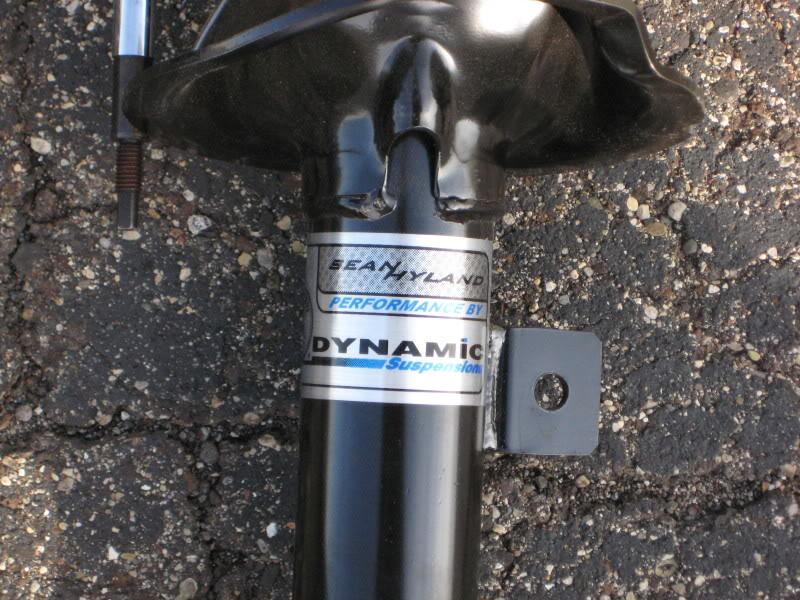 00-05 Focus Multimatic/Sean Hyland Complete Suspension Kit