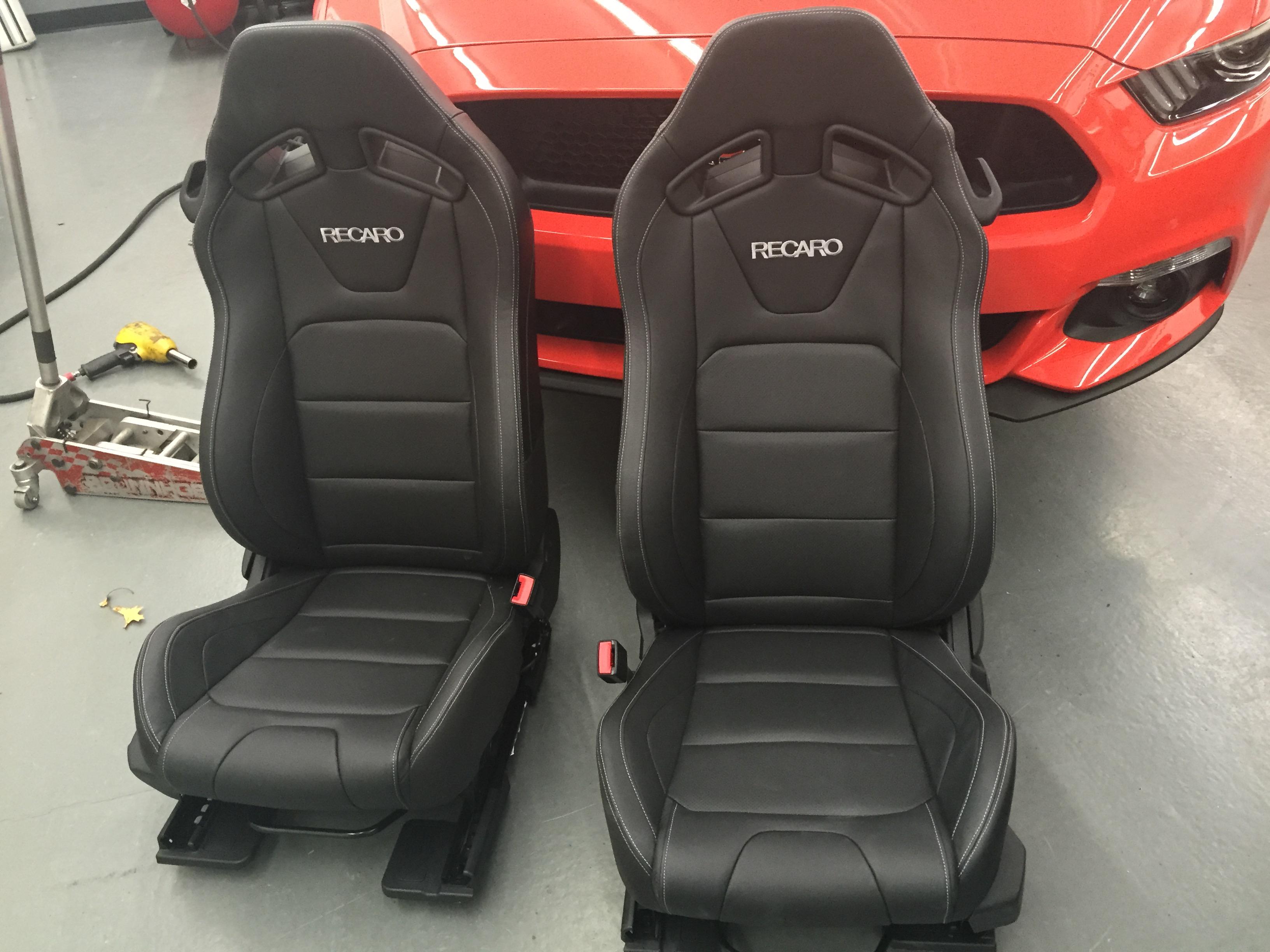 2015 Recaro Leather Seats For Sale Svtperformance Com