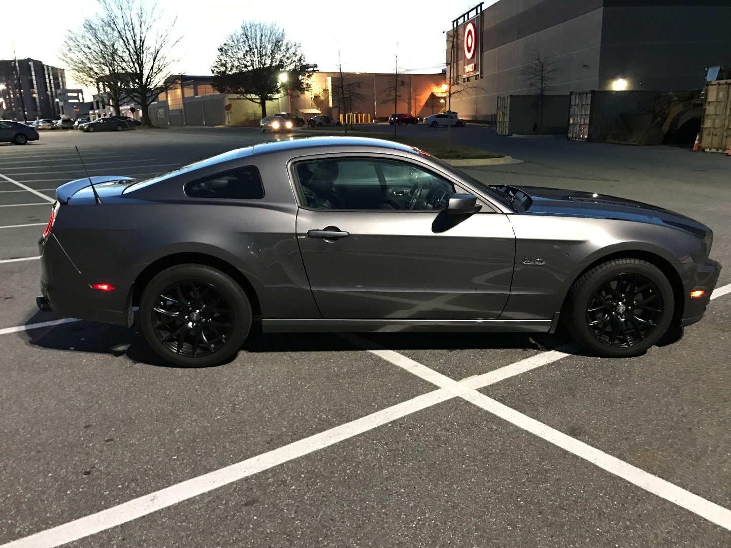 2014 Mustang Gt Premium W Track Pack Mods N A Svtperformance Com