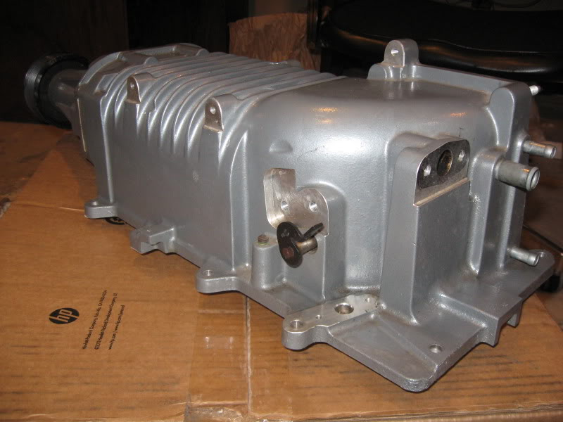 FOR SALE: Eaton m112 Supercharger with underdrive pulley