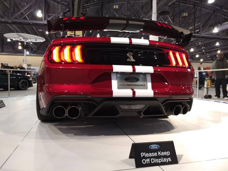 Red Hot Metallic at Philadelphia Auto Show ...