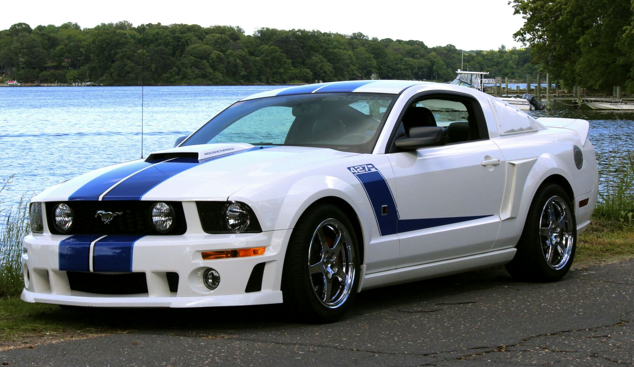 Mustang Roush For Sale >> FS: 2007 roush 427R- supercharged **low mileage ...