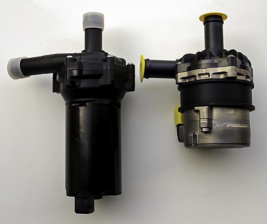 Bosch Intercooler Pump Hose Size