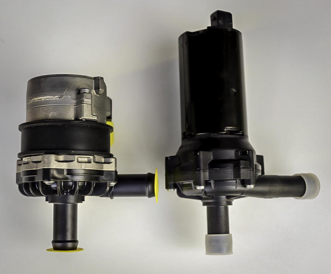 GT500 IC/HE Pump Comparison | SVTPerformance com